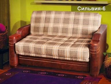 Фото Диван-кровать «Сильвия-6» - sofino.ua