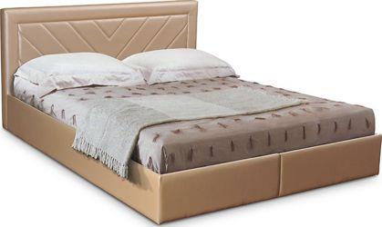 Кровать-подиум «Флора» 160*200 с нишей