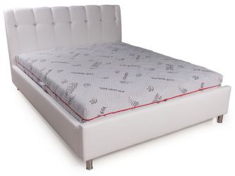 Кровать двуспальная «Афина» 140*200