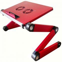 Столик трансформер для ноутбука «T4 Red»