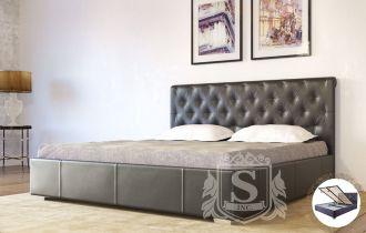 Фото Двуспальная кровать «Классик» - sofino.ua