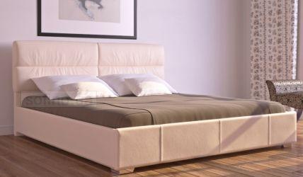 Фото Односпальная кровать «Манчестер» - sofino.ua