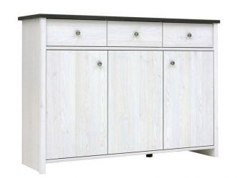Шкафчик KOM3D3S «Порто» Джанни | Сосна ларико