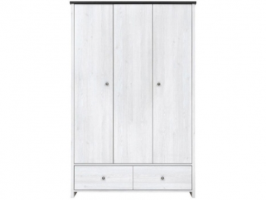 Шкаф платяной SZF3D2S «Порто»