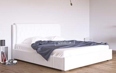 Кровать белая «Тиффани» 120*190 | без механизма