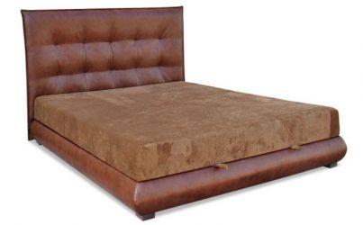 Кровать-подиум «Глория» с матрасом 160*200