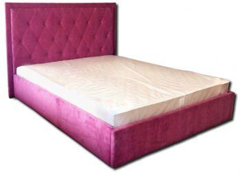 Кровать-подиум «Камелия» без матраса и ортопед.основы 160*200