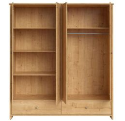 Полки шкафа SZF4D2S «Порто» Джанни
