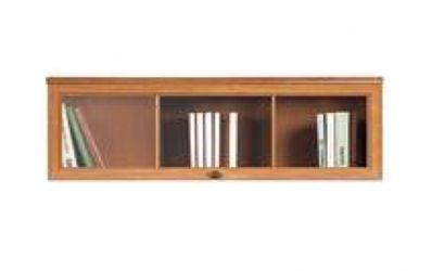 Полка-витрина 120 «Севилла» Клен онтарио