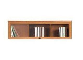 Полка-витрина 140 «Севилла» Клен онтарио