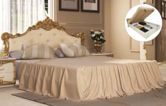 Фото Двуспальная кровать с механизмом «Виктория» - sofino.ua
