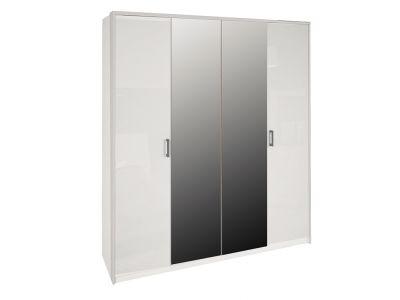 Шкаф 4д «Рома» с зеркалом