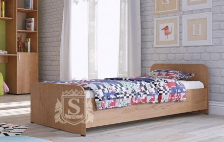 Фото Кровать детская к стенке «Симба» и «Джерри» ДСП - sofino.ua