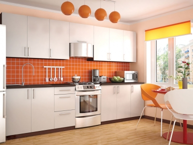Комплект кухни «Мода-31» 300