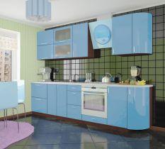 Фото Кухня прямая «Колор-микс - коллекция №294159» - sofino.ua