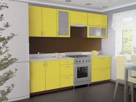 Фото Кухня прямая «Колор-микс - коллекция №294160» - sofino.ua