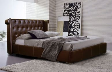 Фото Односпальная кровать «Глора» - sofino.ua