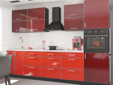 Фото Комплект кухни «Миррор Глосс-5» - sofino.ua