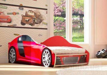 Кровать-машинка «Ауди» 60*120