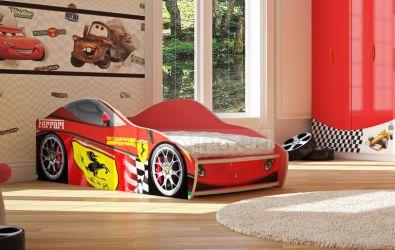 Кровать-машинка «Феррари Скудерия»