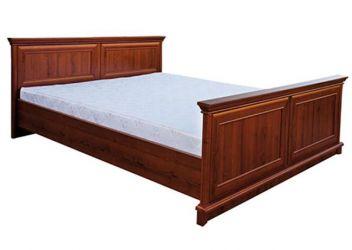 Кровать двуспальная «Людовик»