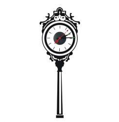 Часы-наклейка «NL34» 4546 FN