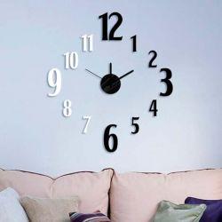 Часы-наклейка «NL36» 4547 FN