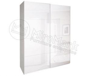Шкаф купе «Лулу» без зеркала | 2 м