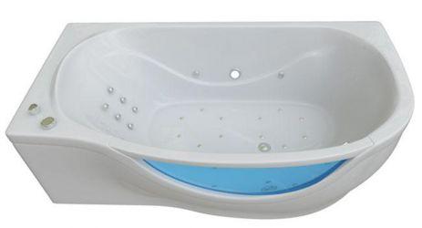 Ванна акриловая «Милена» с гидромассажем | 170*94 ТР