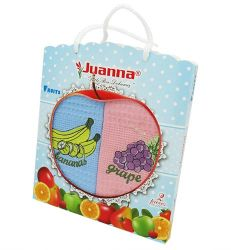 Набор полотенец Juanna Fruits rp1 2х50*70