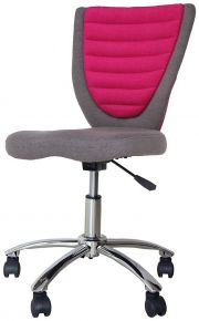 Кресло «Poppy grey/pink»