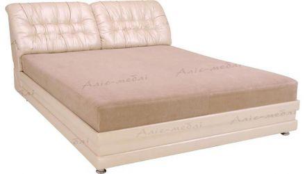 Кровать-подиум с ортопедическим основанием «Азалия» 140*200