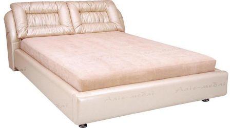 Кровать-подиум с ортопедическим основанием «Белла» 140*200