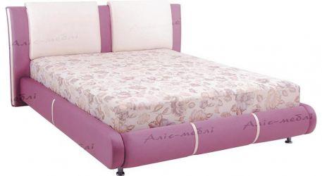 Кровать-подиум с ортопедическим основанием «Дуэт» 140*200