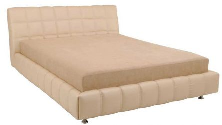 Кровать-подиум с ортопедическим основанием «Люкс» 140*200