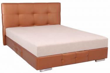 Кровать-подиум с матрасом «Мега» 140*200