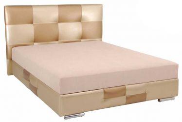 Кровать-подиум с ортопедическим основанием «Мега» 140*200