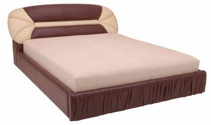 Кровать-подиум с матрасом «Оазис» 140*200