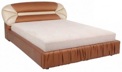 Кровать-подиум с ортопедическим основанием «Оазис» 140*200