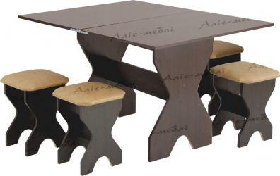Кухонный комплект «Титан стол глухой»