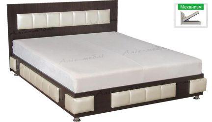 Кровать «Пиар» 140*200 (с матрасом)