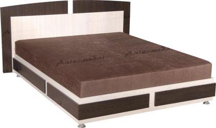Кровать «Шанс» 140*200 (с матрасом)