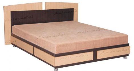 Кровать «Шанс» 140*200 (с ортопедическим основанием)