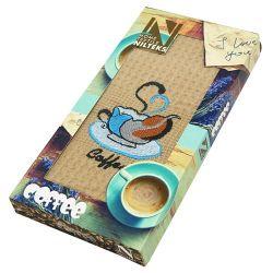 Полотенце Nilteks Coffee 1х45*65