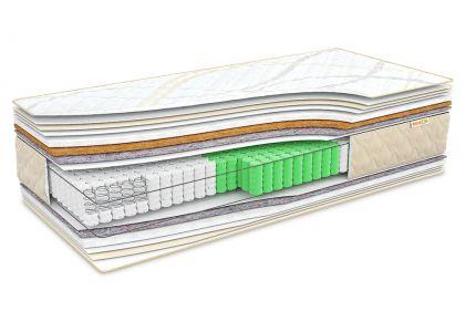 Матрац Престиж Комбо 120x200 см, висота 23 см (середньої жорсткості)