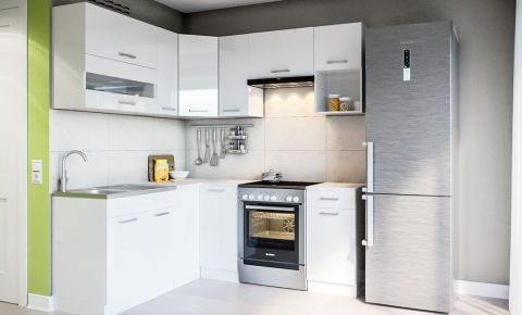 Фото Комплект угловой кухни «Алина-1» - sofino.ua