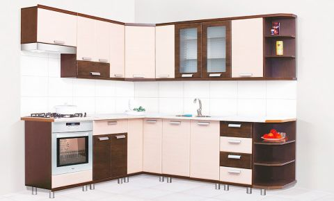 Фото Комплект угловой кухни «Терра» - sofino.ua