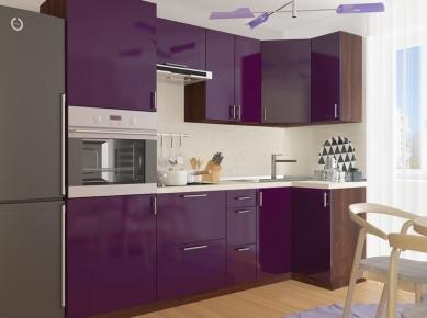 Комплект угловой кухни «Moda-14» 240