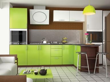 Комплект угловой кухни «Moda-28» 270