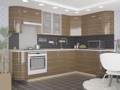 Комплект угловой кухни «Moda-42» 260
